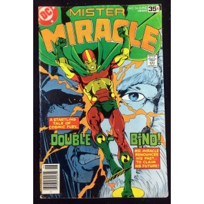 Mister Miracle (1971) #24 VG (4.0) Marshall Rogers cover Michael Golden art