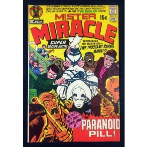 Mister Miracle (1971) #3 FN/VF (7.0)