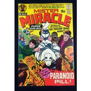 Mister Miracle (1971) #3 VF- (7.5)