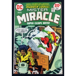Mister Miracle (1971) #17 VF- (7.5)