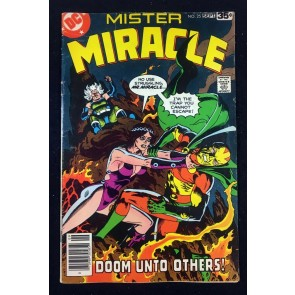 Mister Miracle (1971) #25 FN- (5.5) Last Issue