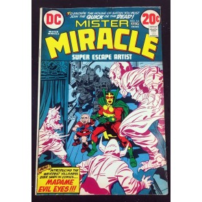 Mister Miracle (1971) #14 FN- (5.5) Jack Kirby story & art