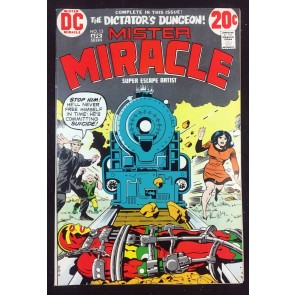Mister Miracle (1971) #13 VF- (7.5)