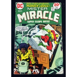 Mister Miracle (1971) #17 VG (4.0)