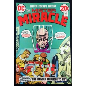 Mister Miracle (1971) #10 FN+ (6.5)