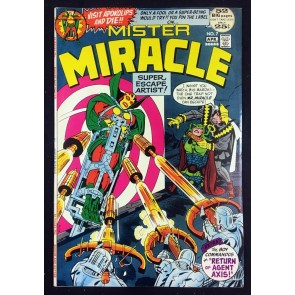 Mister Miracle (1971) #7 VF (8.0) 1st app Kanto & Jet Bow Squad