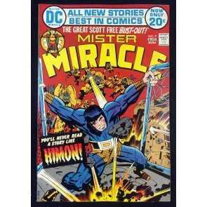 Mister Miracle (1971) #9 VF/NM (9.0) 1st app Himon