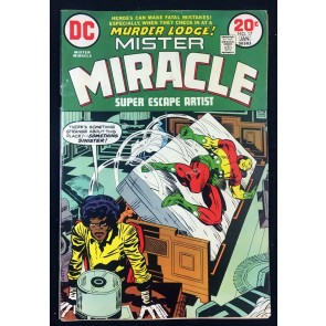Mister Miracle (1971) #17 FN (6.0)