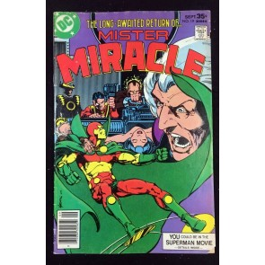 Mister Miracle (1971) #19 VG (4.0) Marshall Rogers cover & art