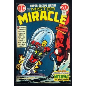 Mister Miracle (1971) #12 VF (8.0)