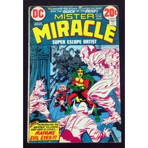 Mister Miracle (1971) #14 VG (4.0) Jack Kirby art