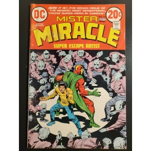Mister Miracle (1973) #15 VG/FN (5.0) 1st appearance Shilo Norman Future State|