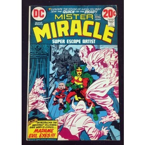 Mister Miracle (1971) #14 VG (4.0) Jack Kirby story & art