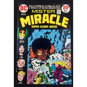 Mister Miracle (1971) #16 FN (6.0)