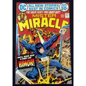 Mister Miracle (1971) #9 NM- (9.2) 1st app Himon Darkseid cameo