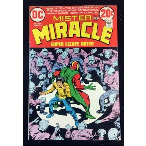 Mister Miracle (1971) #15 FN (6.0) 1st app Shilo Norman