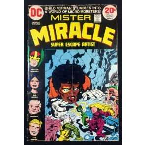 Mister Miracle (1971) #16 VG (4.0)