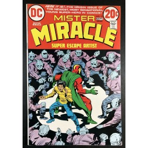 Mister Miracle (1971) #15 VF- (7.5) 1st appearance Shilo Norman