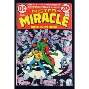 Mister Miracle (1971) #15 FN (6.0) 1st appearance Shilo Norman