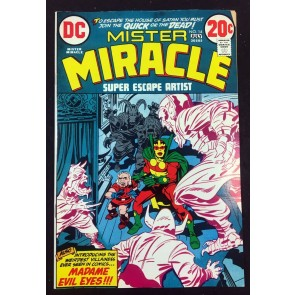Mister Miracle (1971) #14 FN (6.0) Jack Kirby story & art