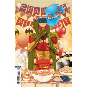 Mister Miracle (2017) #10 of 12 VF/NM Mitch Gerads Variant Cover