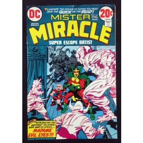 Mister Miracle (1971) #14 FN- (5.5)