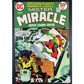 Mister Miracle (1971) #17 VF (8.0) Big Barda app