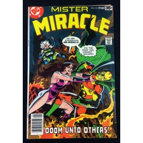 Mister Miracle (1971) #25 FN (6.0) Last Issue