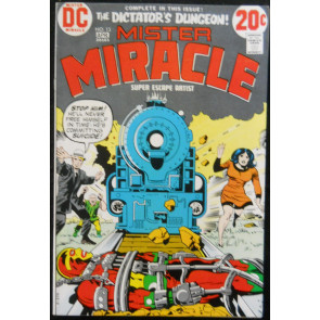 MISTER MIRACLE #13 NM -