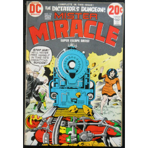MISTER MIRACLE #13 VF+