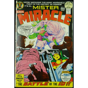 MISTER MIRACLE #8 VF