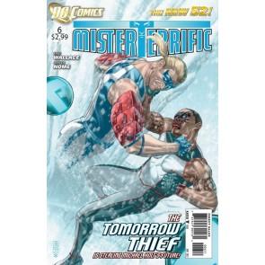 MISTER TERRIFIC (2011) #6 VF/NM THE NEW 52!