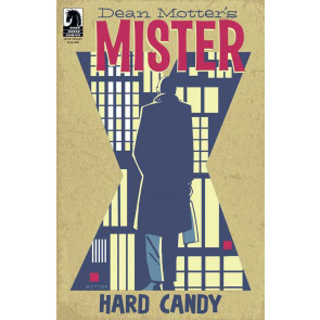 MISTER X: HARD CANDY #1 VF/NM DARK HORSE ONE-SHOT DEAN MOTTER'S