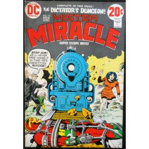 MISTER MIRACLE #13 VF/NM