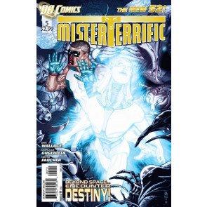 MISTER TERRIFIC (2011) #5 VF/NM THE NEW 52!