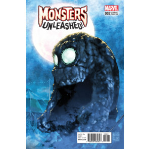 Monsters Unleashed (2017) #2 VF/NM Kia Asamiya Cover