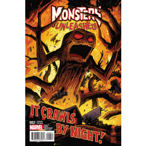 Monsters Unleashed (2017) #2 VF/NM Francesco Francavilla Cover