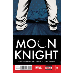 MOON KNIGHT (2014) #15 VF+ - VF/NM BRIAN WOOD