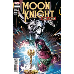 Moon Knight Annual (2019) #1 VF/NM Acts of Evil!