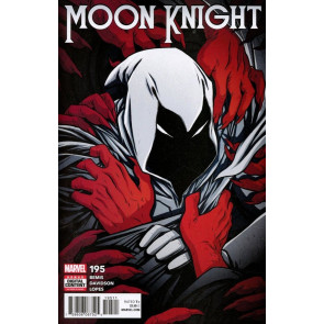 Moon Knight (2017) #195 VF/NM