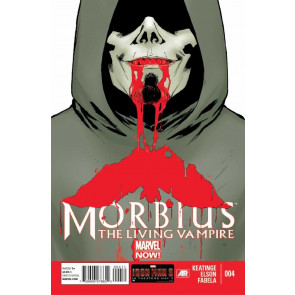 MORBIUS: THE LIVING VAMPIRE (2012) #4 FN/VF - VF- MARVEL NOW! SPIDER-MAN