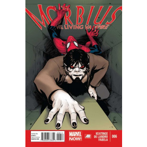 MORBIUS: THE LIVING VAMPIRE (2012) #6 VF/NM MARVEL NOW! SPIDER-MAN