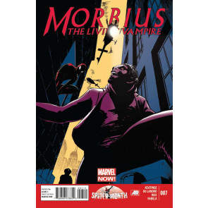 MORBIUS: THE LIVING VAMPIRE (2012) #7 VF/NM MARVEL NOW! SPIDER-MAN