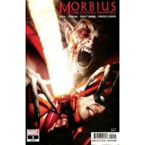 Morbius: The Living Vampire (2019) #2 (#43) VF/NM Spider-Man