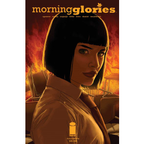 "MORNING GLORIES #30, 31, 32, 33, 34 COMPLETE ""DEMERITS"" VF/NM IMAGE COMICS"