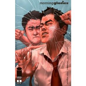 MORNING GLORIES #9 VF+ - VF/NM 1ST PRINTING IMAGE COMICS
