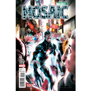 Mosaic (2016) #2 VF/NM Keron Grant Cover Now!