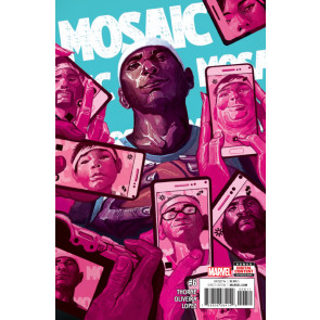 Mosaic (2016) #6 VF/NM