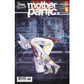 Mother Panic (2016) #8 VF/NM Tommy Lee Edwards Cover DC Young Animal