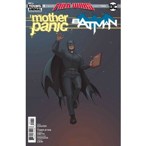 """Mother Panic/Batman Special (2018) #1 VF/NM """"Milk Wars"""" Part Two"""